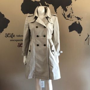 Burberry trench coat or dress 12
